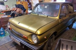 Автомобиль ЗАЗ 968, хорошее состояние, 1991 года выпуска, цена 80 000 руб., Москва