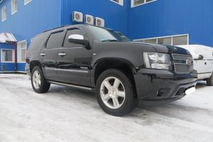 Авто Chevrolet Tahoe, 2013 года выпуска, цена 1 590 000 руб., Москва