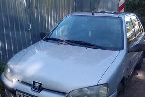 Автомобиль Peugeot 106, хорошее состояние, 1997 года выпуска, цена 80 000 руб., Смоленск