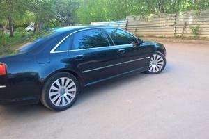 Подержанный автомобиль Audi A8, отличное состояние, 2006 года выпуска, цена 600 000 руб., Дмитров
