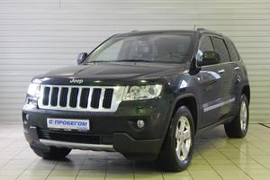 Авто Jeep Grand Cherokee, 2012 года выпуска, цена 1 470 000 руб., Москва