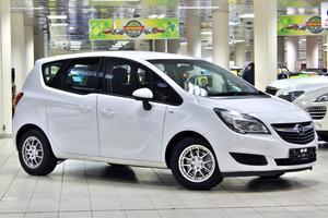 Авто Opel Meriva, 2014 года выпуска, цена 655 555 руб., Москва