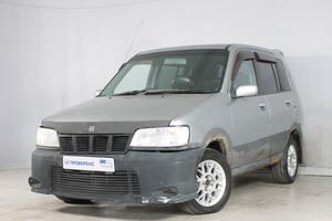 Авто Nissan Cube, 1999 года выпуска, цена 85 000 руб., Санкт-Петербург