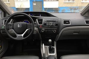 Подержанный автомобиль Honda Civic, отличное состояние, 2014 года выпуска, цена 820 000 руб., Воскресенск