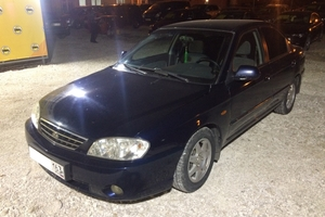 Авто Kia Spectra, 2008 года выпуска, цена 220 000 руб., Самара