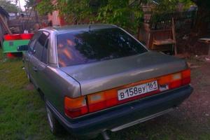 Автомобиль Audi 100, хорошее состояние, 1984 года выпуска, цена 45 000 руб., Ростов-на-Дону