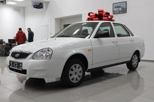 Авто ВАЗ (Lada) Priora, 2016 года выпуска, цена 438 000 руб., Нижний Новгород
