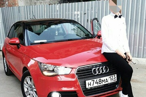 Автомобиль Audi A1, отличное состояние, 2013 года выпуска, цена 780 000 руб., Ростов-на-Дону