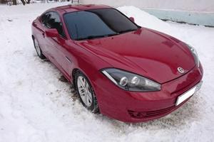 Подержанный автомобиль Hyundai Tuscani, хорошее состояние, 2008 года выпуска, цена 490 000 руб., Коломна