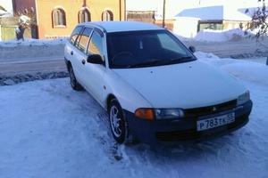 Автомобиль Mitsubishi Libero, хорошее состояние, 1999 года выпуска, цена 90 000 руб., Омск