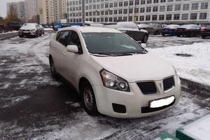 Автомобиль Pontiac Vibe, хорошее состояние, 2009 года выпуска, цена 550 000 руб., Москва