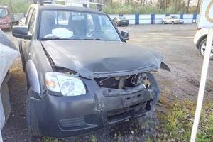 Автомобиль Mazda BT-50, битый состояние, 2007 года выпуска, цена 300 000 руб., Санкт-Петербург