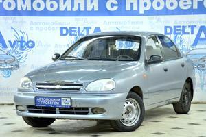 Авто Chevrolet Lanos, 2009 года выпуска, цена 130 000 руб., Москва