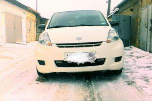 Автомобиль Daihatsu Sirion, хорошее состояние, 2007 года выпуска, цена 355 000 руб., Крым