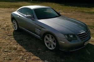 Автомобиль Chrysler Crossfire, отличное состояние, 2004 года выпуска, цена 650 000 руб., Симферополь