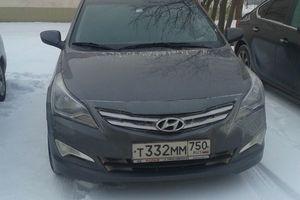 Подержанный автомобиль Hyundai Solaris, отличное состояние, 2016 года выпуска, цена 670 000 руб., Королев