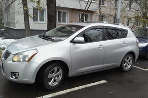 Автомобиль Pontiac Vibe, отличное состояние, 2008 года выпуска, цена 620 000 руб., Москва
