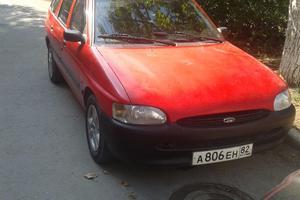Автомобиль Ford Escort, хорошее состояние, 1996 года выпуска, цена 165 000 руб., Крым