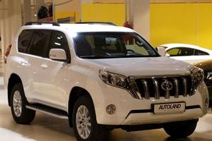 Подержанный автомобиль Toyota Land Cruiser Prado, отличное состояние, 2015 года выпуска, цена 3 100 000 руб., Московская область
