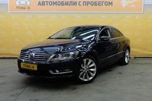 Авто Volkswagen Passat CC, 2013 года выпуска, цена 940 000 руб., Москва