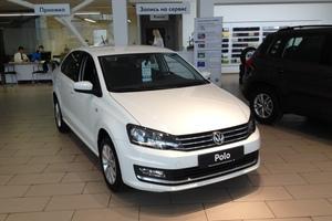 Авто Volkswagen Polo, 2016 года выпуска, цена 878 000 руб., Томск