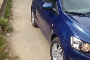 Подержанный автомобиль Chevrolet Aveo, отличное состояние, 2014 года выпуска, цена 480 000 руб., Сергиев Посад