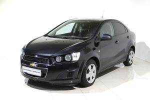 Авто Chevrolet Aveo, 2014 года выпуска, цена 395 000 руб., Москва