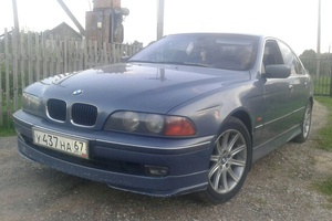 Автомобиль BMW 5 серия, отличное состояние, 1998 года выпуска, цена 230 000 руб., Смоленск