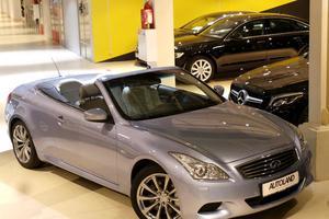 Авто Infiniti G-Series, 2010 года выпуска, цена 1 240 000 руб., Московская область