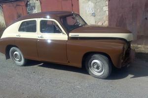 Подержанный автомобиль ГАЗ М-20 Победа, хорошее состояние, 1954 года выпуска, цена 280 000 руб., Челябинск
