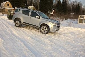 Автомобиль Chevrolet TrailBlazer, хорошее состояние, 2013 года выпуска, цена 980 000 руб., Реутов