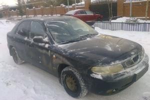 Автомобиль Daewoo Nubira, хорошее состояние, 1998 года выпуска, цена 120 000 руб., Тольятти