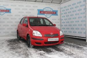 Авто Toyota Yaris, 2004 года выпуска, цена 218 000 руб., Санкт-Петербург