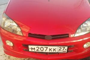 Автомобиль Daihatsu YRV, отличное состояние, 2001 года выпуска, цена 160 000 руб., Хабаровский край