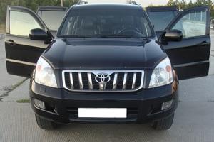 Подержанный автомобиль Toyota Land Cruiser Prado, хорошее состояние, 2007 года выпуска, цена 1 320 000 руб., Нефтеюганск