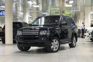 Авто Land Rover Range Rover Sport, 2008 года выпуска, цена 955 555 руб., Москва