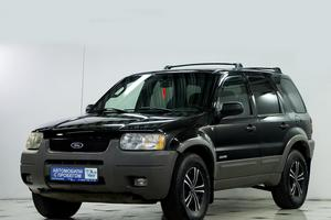 Авто Ford Escape, 2004 года выпуска, цена 380 000 руб., Москва