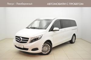 Авто Mercedes-Benz V-Класс, 2015 года выпуска, цена 3 249 000 руб., Москва