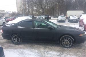 Подержанный автомобиль Mitsubishi Galant, отличное состояние, 2002 года выпуска, цена 190 000 руб., Солнечногорск