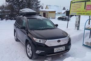 Автомобиль Toyota Highlander, отличное состояние, 2011 года выпуска, цена 1 650 000 руб., Сургут
