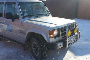 Автомобиль Hyundai Galloper, хорошее состояние, 1994 года выпуска, цена 300 000 руб., Хабаровск