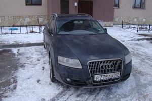 Автомобиль Audi Allroad, хорошее состояние, 2007 года выпуска, цена 1 100 000 руб., Санкт-Петербург