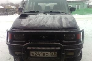 Автомобиль УАЗ 3160, хорошее состояние, 2001 года выпуска, цена 150 000 руб., Пермь