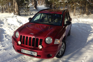 Автомобиль Jeep Compass, отличное состояние, 2006 года выпуска, цена 545 000 руб., Ижевск