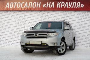 Авто Toyota Highlander, 2012 года выпуска, цена 1 299 196 руб., Екатеринбург