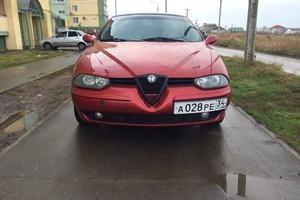 Автомобиль Alfa Romeo 156, хорошее состояние, 1998 года выпуска, цена 175 000 руб., Волгоград
