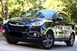 Авто Hyundai ix35, 2013 года выпуска, цена 1 190 000 руб., Новосибирск