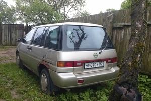 Автомобиль Nissan Prairie, среднее состояние, 1989 года выпуска, цена 80 000 руб., Смоленск