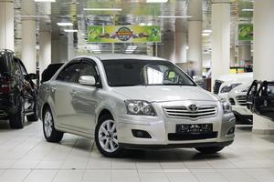 Авто Toyota Avensis, 2008 года выпуска, цена 499 999 руб., Москва