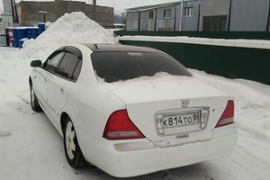 Автомобиль Daewoo Magnus, среднее состояние, 2000 года выпуска, цена 200 000 руб., Нижневартовск